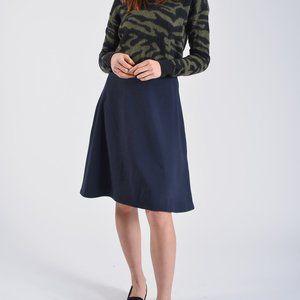 Acne Studios Skirt in navy blue